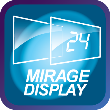 Ico mirage display